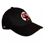 black Flex Cap